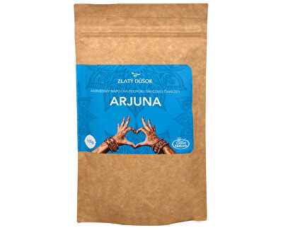Good Nature Zlatý dúšok - Ajurvédska káva ARJUNA 100 g