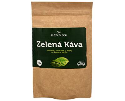 Zlatý dúšok - Zelená káva 100 g