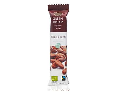 Green Dream Bio hořká čokoládová tyčinka 30g, min.trv. 6/2018