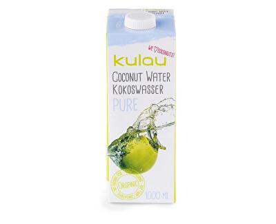 Kulau Bio kokosová voda PURE 1l