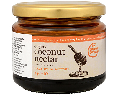 The Coconut Company BIO Kokosový nektar 240 ml