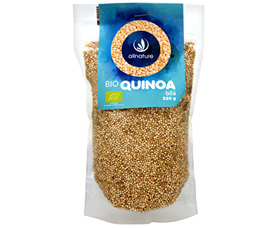 Allnature BIO Quinoa bílá 250 g