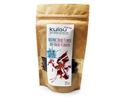 Kulau Bio raw mořské řasy Dulse 25g