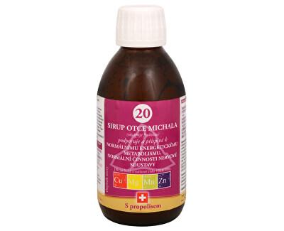 BIOLIGO BIOLIGO Sirup Otce Michala 20 200 ml