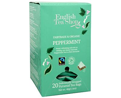 English Tea Shop Čaj Čistá máta 20 pyramidek