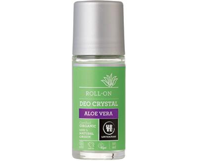 Urtekram Deodorant roll on aloe vera 50 ml BIO