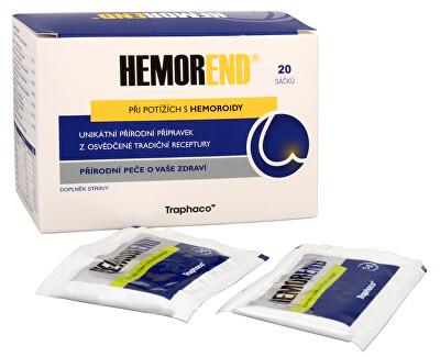 Hemorend 20 sáčkov