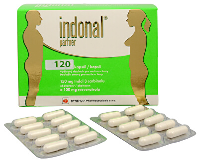 Indonal Partner 120 kapsúl