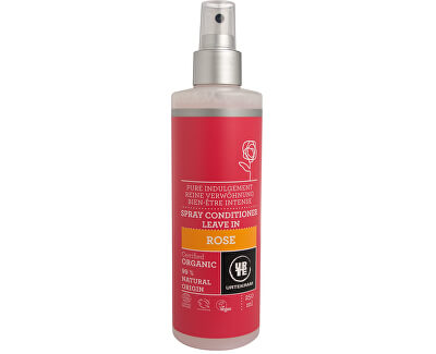 Urtekram Kondicionér spray růžový 250 ml BIO