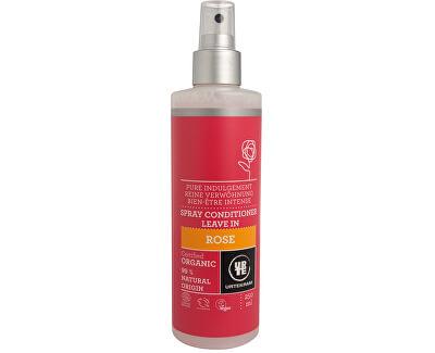 Urtekram Kondicionér spray ružový 250 ml BIO