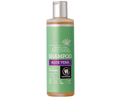 Urtekram Šampon aloe vera - normální vlasy 250 ml BIO