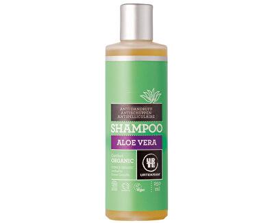 Urtekram Šampon aloe vera  - proti lupům 250 ml BIO