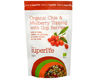 Superlife Superlife BIO Přírodní mix s Goji 200 g