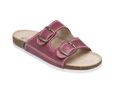 SANTÉ Zdravotní obuv dámská D/21/C32/BP bordo