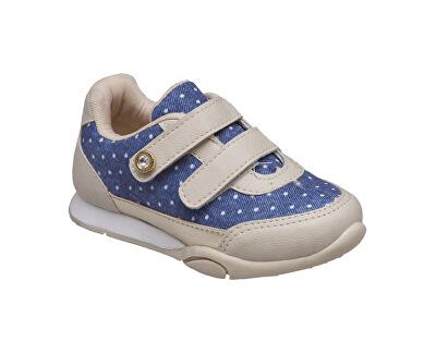SANTÉ Zdravotní obuv dětská KL/1254 azul