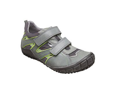 SANTÉ Zdravotní obuv dětská N/401/11/P16 šedá