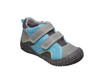 Zdravotná obuv detská N / 401/402 / P87 / P16 tyrkysová