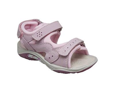 SANTÉ Zdravotní obuv dětská OR/20246 rosa