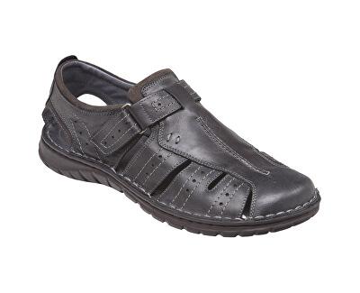 SANTÉ Zdravotní obuv pánská CB/20570 nero