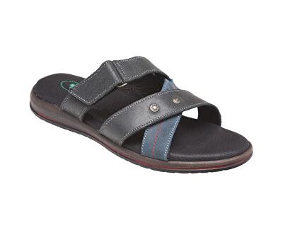 SANTÉ Zdravotní obuv pánská N/164/12/069/086 černo-modrá