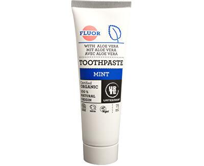 Urtekram Zubní pasta máta s fluorem 75 ml BIO