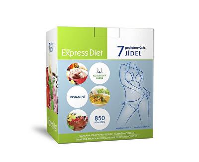 Good Nature Express Diet - 7 proteínových jedál