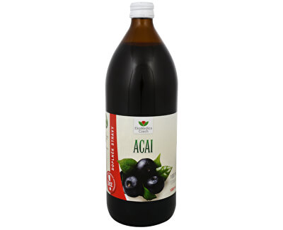 EkoMedica Czech Acai - 100% šťáva z acai 500 ml
