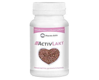 Pharma Activ ActivLakt 55 kapsúl