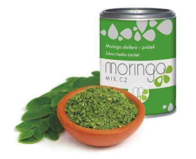 Moringa olejodárná 100% prášek 100 g