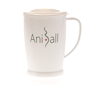 Aniball Aniball - sterilizační kelímek 600 ml - SLEVA - POŠKOZENÝ OBAL