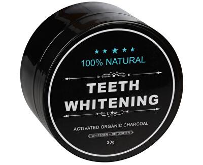 Cyndicate Bělící zubní pudr Charcoal 30 g
