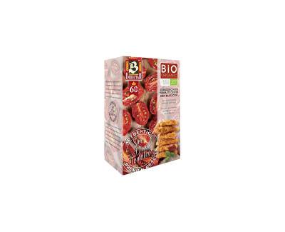 Buiteman Bio Biskvity se sušenými rajčátky a bazalkou 75g