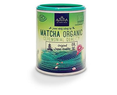 Altevita Bio matcha zelený čaj 100g tubus