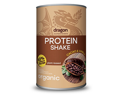 Dragon superfoods Bio proteinový koktejl kakao vanilka 500g