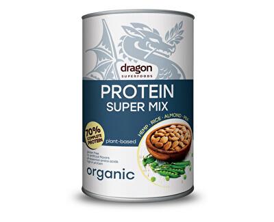 Dragon superfoods Bio proteinový koktejl super proteinová směs 500g