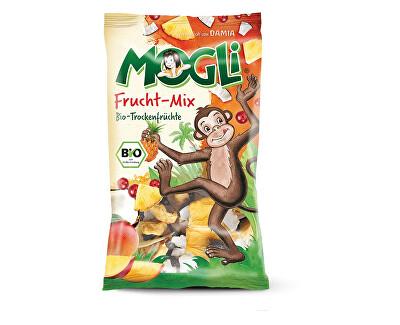 MOGLI Bio směs exotického ovoce frucht mixfruit bez cukru 40g