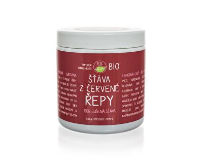 Empower Supplements Bio šťáva z červené řepy 100 g