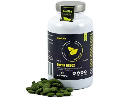 INFOOD BIO Superdetox 1000 mg 100 tbl.