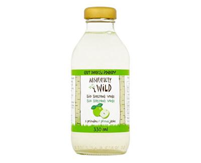 Absolutely Wild 1 Bio Březová voda 99,1% jablečná bez cukru 330ml