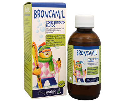 Olimpex Trading Broncamil 200 ml