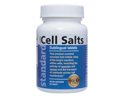 Natural SK Buněčné soli 250 tablet