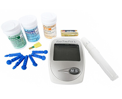 EasyTouch Cholesterolmetr EasyTouch (3v1)