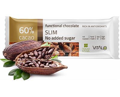 Funkčné čokoláda SLIM 25g