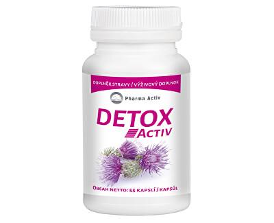 Pharma Activ Detox Activ 55 kapslí
