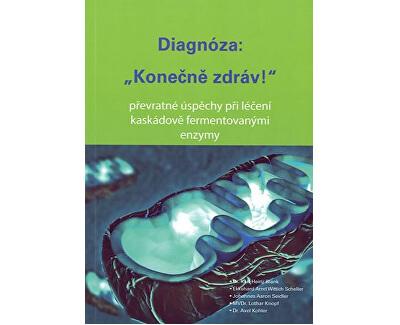 Baron Diagnóza: Konečne zdravý! (KH Blank, SEA Wittich, JA Seidler, L. Knopf, A. Kohler) - ZĽAVA - poškodená väzba