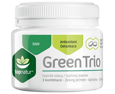 Topnatur Green Trio 180 tbl.