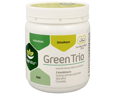 Topnatur Green Trio 540 tbl.