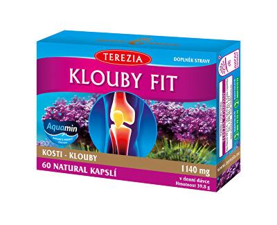 Terezia Company Klouby FIT 60 kapslí