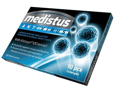 Cyndicate Medistus Antivirus 10 pastilek