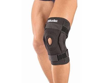 Mueller Mueller Hinged Wraparound Knee Brace - kolenní ortéza s kloubem - ovinovací